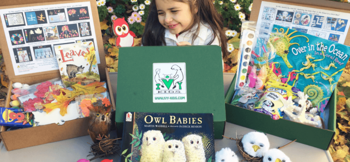 Ivy Kids Cyber Monday Deal: 10% Off Past Kits!