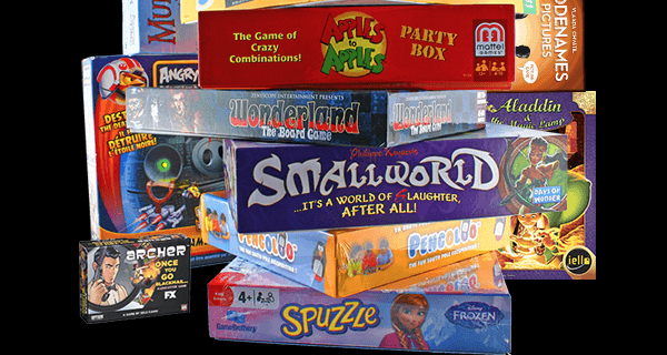 Awesome Pack Black Friday Deal: Double Board Games!