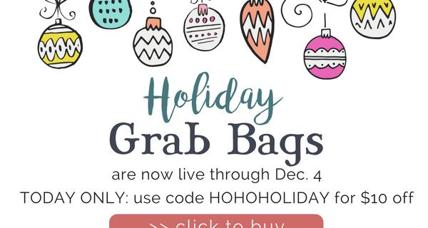 Umba Box Black Friday Deal: Holiday Grab Bags $10 Off!