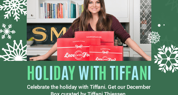 Love With Food Black Friday Deal: 15% Off All Subscriptions + FREE Box + Shop Sale!