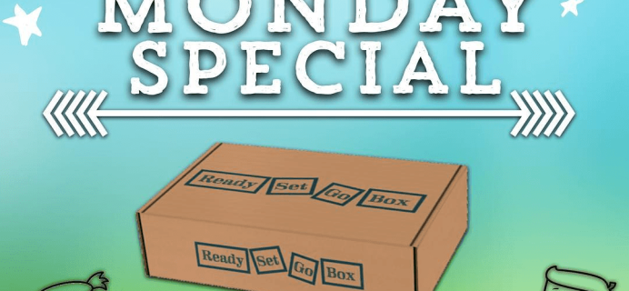 Ready, Set, Go Box Cyber Monday Deal – 15% off 3 Month Subscription!
