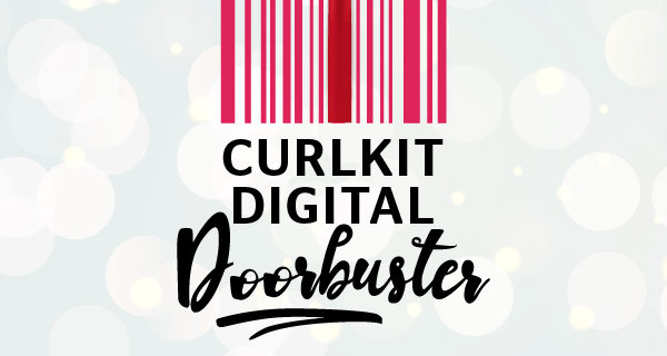 CurlKit Cyber Monday Sale: Save 40% on Everything + 25% on December Subscription!