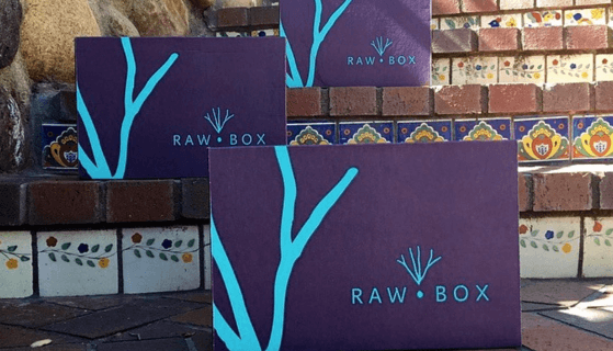 EXTENDED – RawBox One Month Free On 3-Month Subscription Black Friday and Cyber Monday Deal!