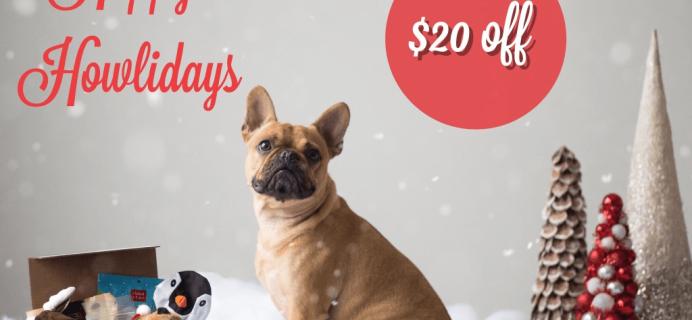 Pooch Perks Cyber Week Coupon: Save $20 on Prepaid Plans!