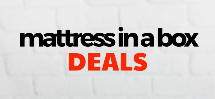 Mattress in a Box Black Friday Sales