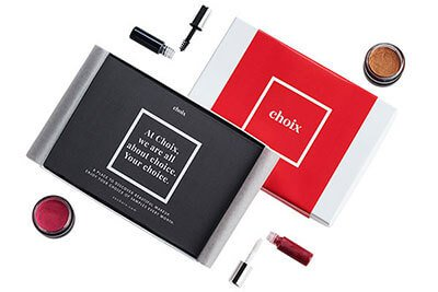Choix Black Friday Makeup Subscription Box Deal: Annual Subscription $120 OR 1 Month Free with 3!