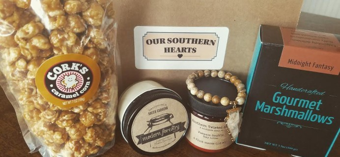Our Southern Hearts March 2017 Theme & Spoiler + Coupon!