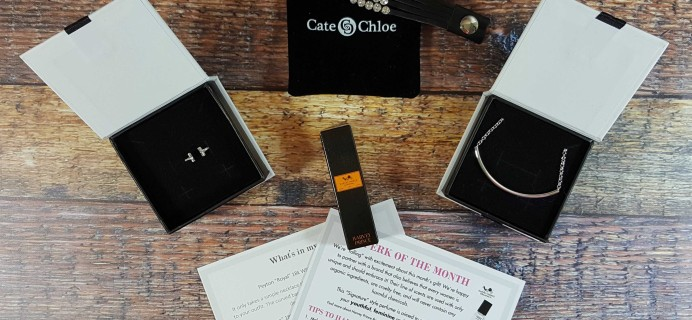 Cate & Chloe VIP Jewelry Subscription Box Review – December 2016