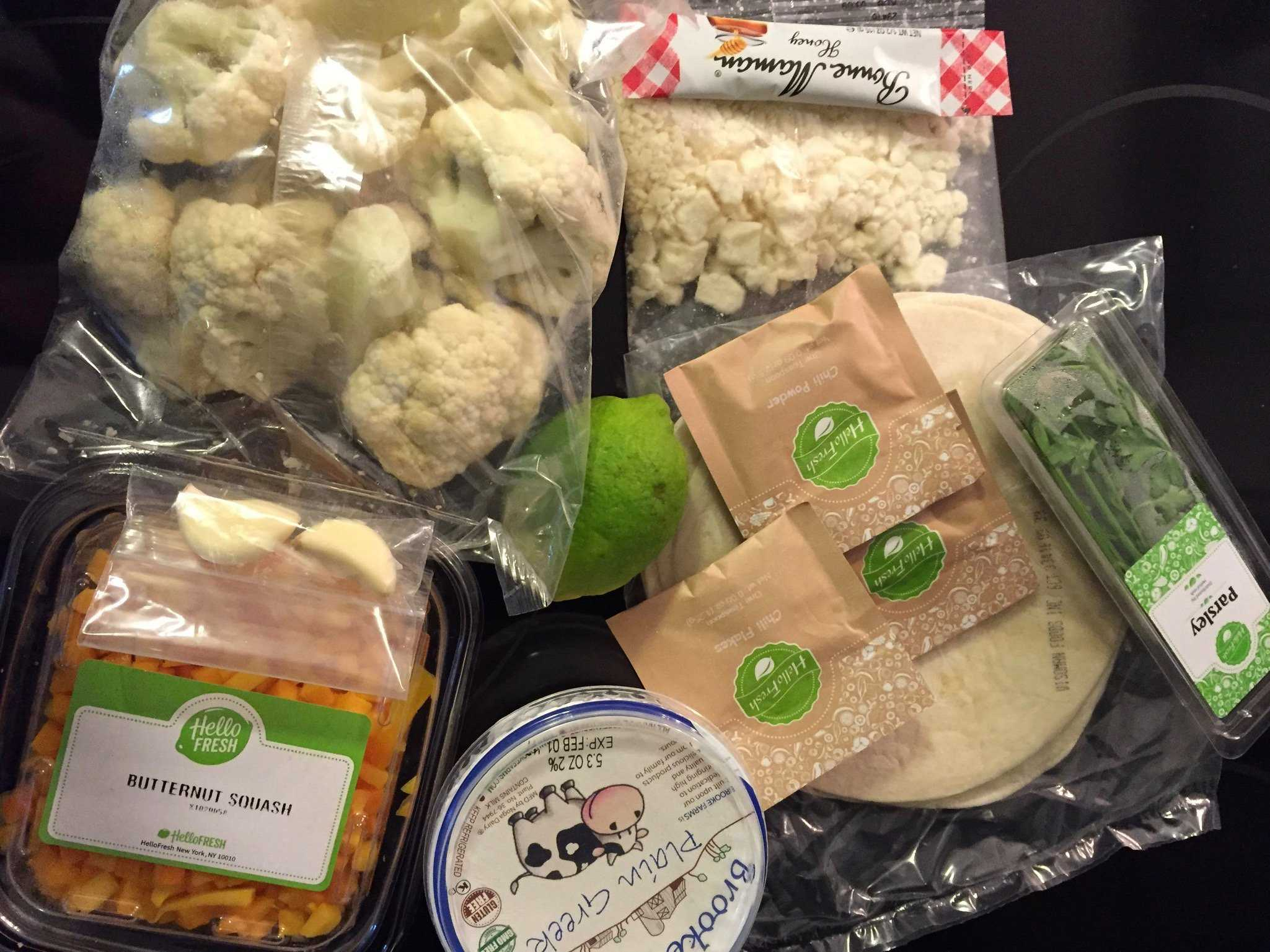 White apron dc calories - 35 Minutes Level 1 578 Calories Per Serving When You Say Tacos You Don T Think Cauliflower And Squash At All