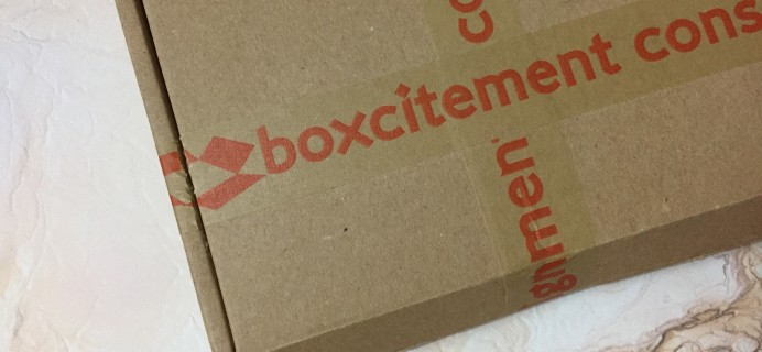 Boxcitement November 2016 Subscription Box Review + Coupon
