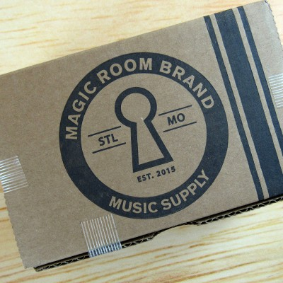 Magic Room Brand Music Supply December 2016 Subscription Box Review + Coupon – Guitar Picks