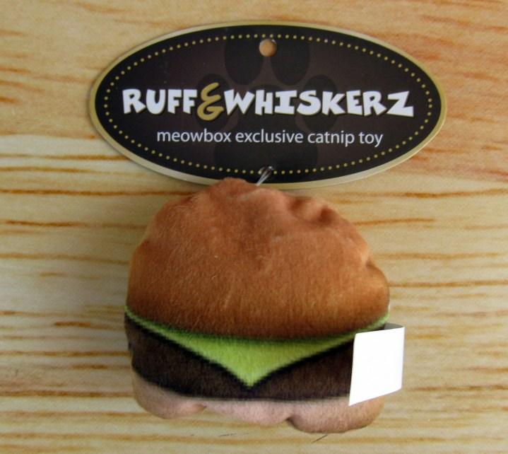 Cheeseburger Emoji Toy