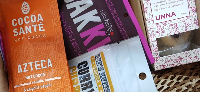 Farm to People Subscription Box Review – November 2016