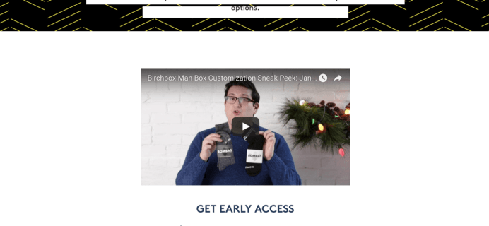 January 2017 Birchbox Man Sample Choice Spoilers & Coupon