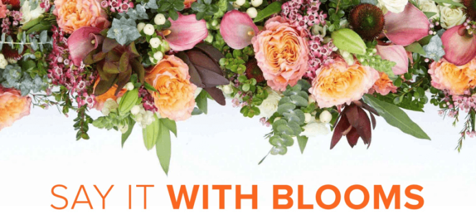 BloomThat Last Minute Bouquets & Gift Crates Now Available + $10 Coupon!