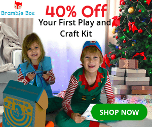 Bramble Box Holiday Sale: 40% Off First Box Coupon!