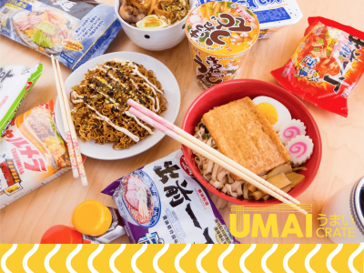 Umai Crate January 2021 Spoilers + Coupon!