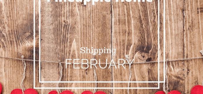 LuxePineapple Home Box February 2017 Full Spoilers!