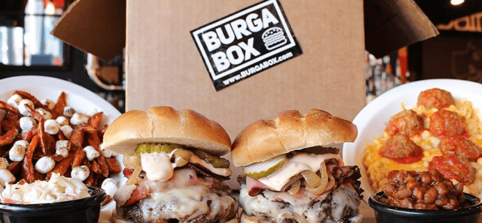 Last Chance for BurgaBox Holiday Gift Subscription Deals!