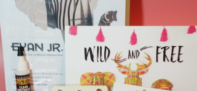 Darby Girl Subscription Box Review & Coupon – December 2016