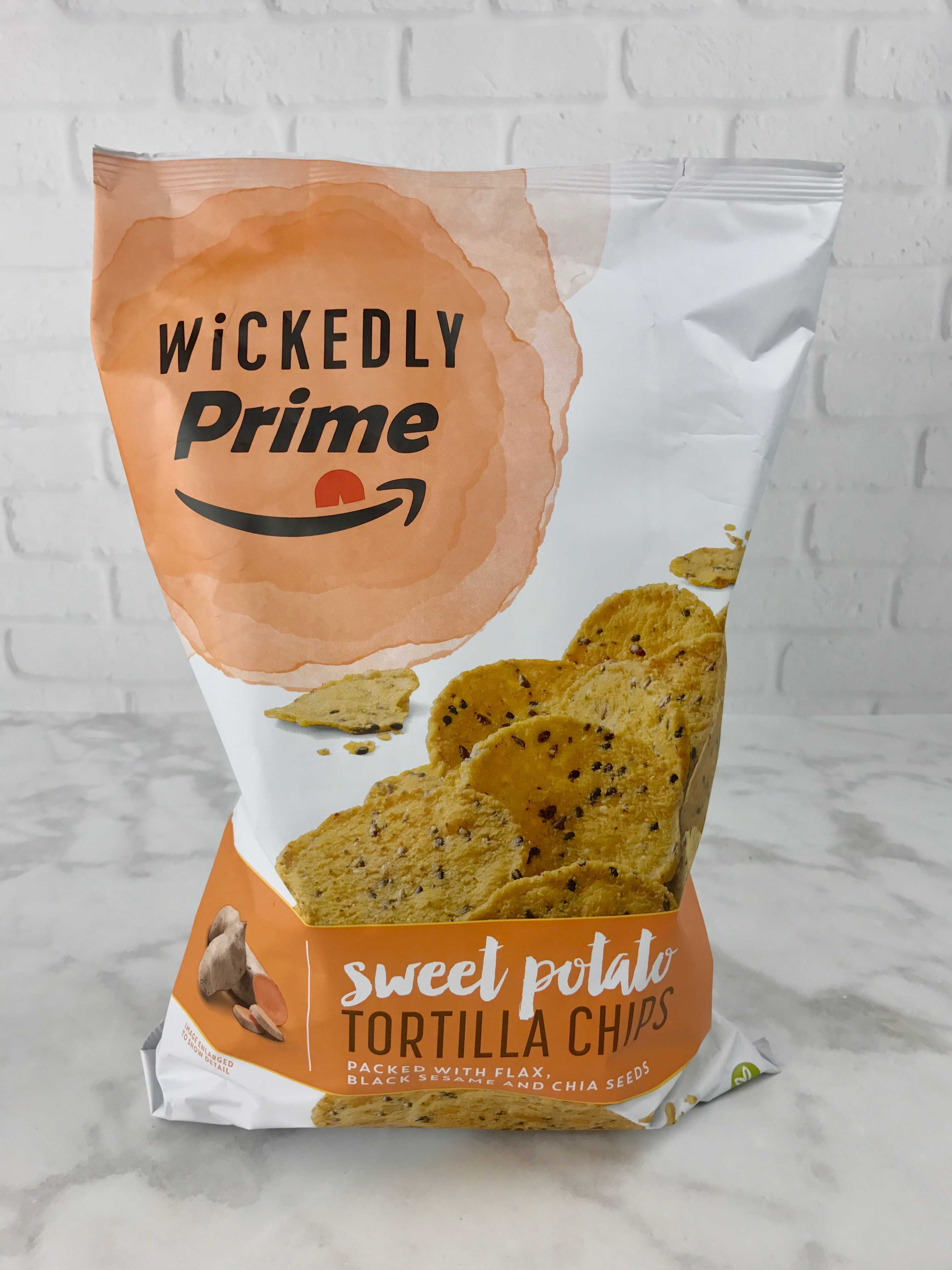 wickedly prime review u2013 fancy tortilla chips u0026 chicago mix hello
