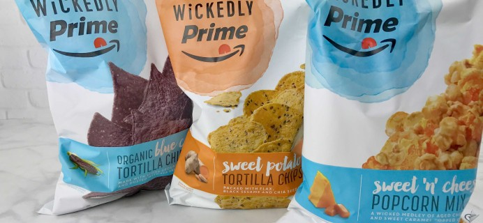 Wickedly Prime Review – Fancy Tortilla Chips & Chicago Mix