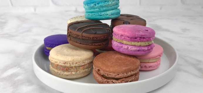 Dana's Bakery – Macarons with a Twist Subscription Box Review