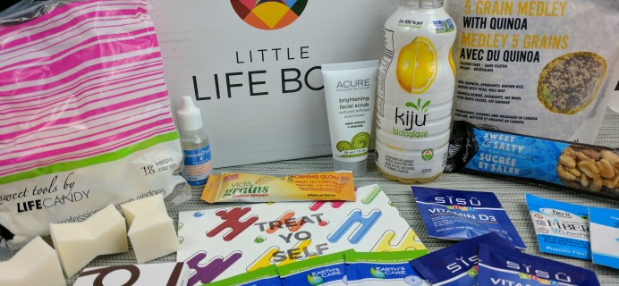 Little Life Box Subscription Box Review + Coupon – January 2017