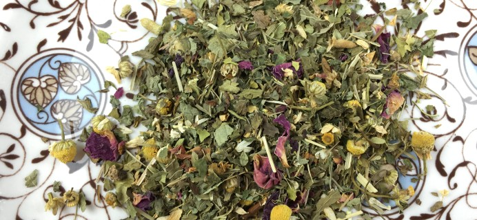 Whistling Kettle Tea of The Month December 2016 Subscription Box Review