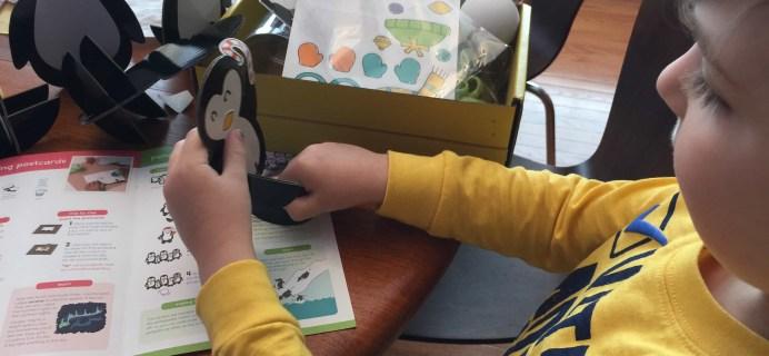 Koala Crate December 2016 Subscription Box Review & Coupon – SNOW!