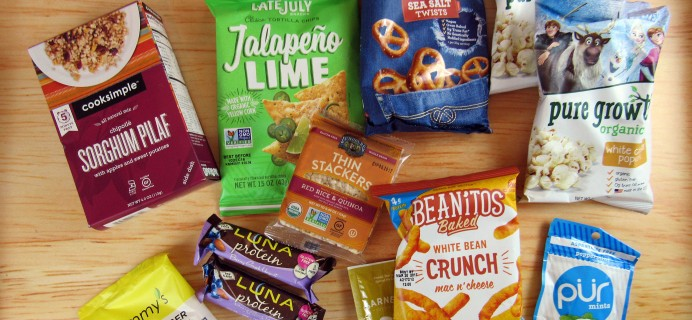 Love With Food Gluten-Free Box Review + Coupon – July 2016