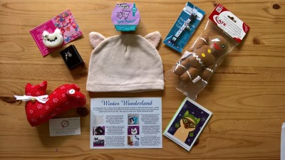 My Purrfect Gift Box December 2016 Subscription Review + Coupon