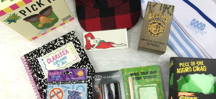 The Nick Box Winter 2016 Review