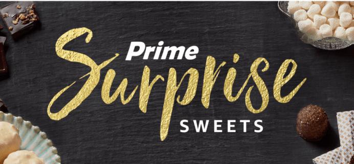 New Amazon Prime Surprise Sweets Box!