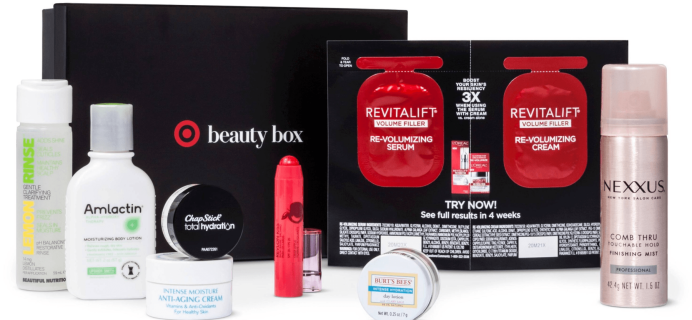 January 2017 Target Beauty Box Price Drop!