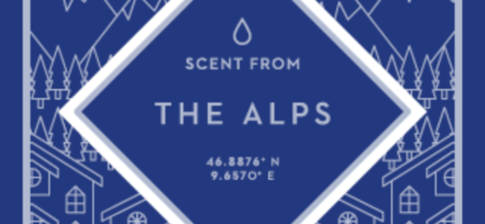 SCENT FROM January 2017 Spoilers + Coupon!