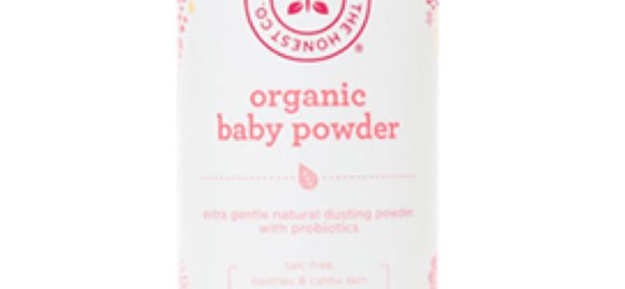 Honest Company Recalls Baby Powder