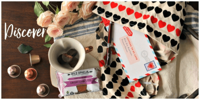 Little Lace Box + Kozy Throw Club Deals!