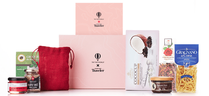 Try the World AMOUR Limited Edition Box Sale: Save $10!