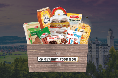 German Food Box Cyber Monday 2019 Coupon: Save 25%!