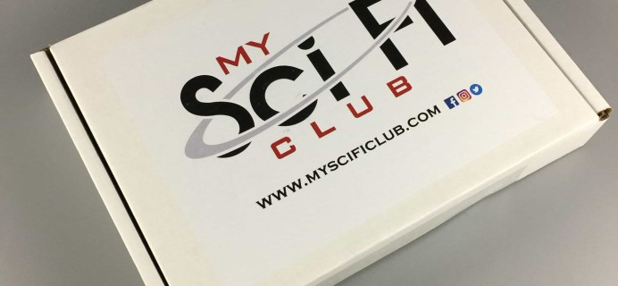 My Sci Fi Club Coupon: 20% Off Subscriptions!