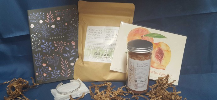 Our Southern Hearts January 2017 Subscription Box Review + Coupon