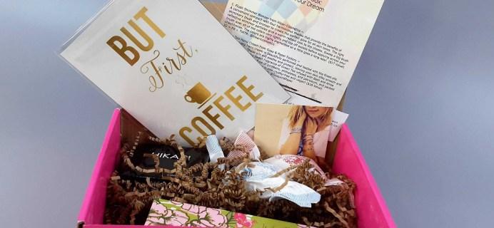 My Reward Box Subscription Box Review + Coupon – January 2017