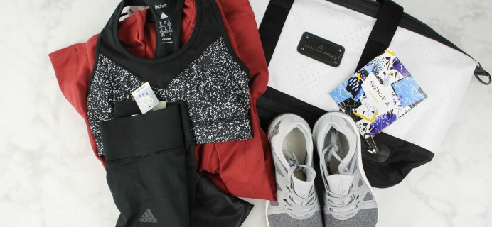 Avenue A by Adidas Spring 2017 Subscription Box Review