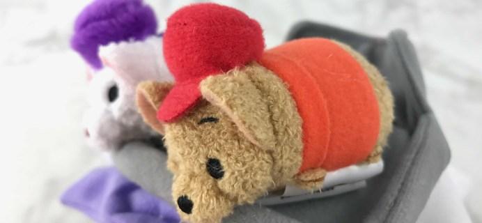 Disney Tsum Tsum February 2017 Subscription Box Review