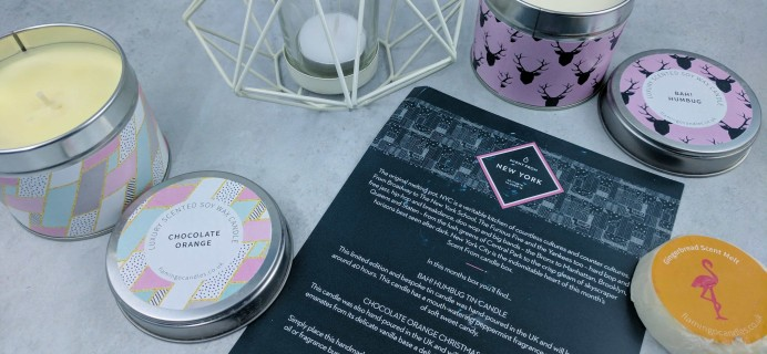 Scent From Subscription Box Review – December 2016