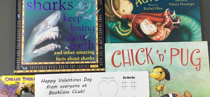 BookCase Club February 2017 Review & Coupon – Read to Me Case