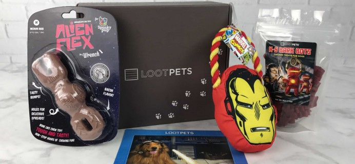 Loot Pets February 2017 Review & Coupon