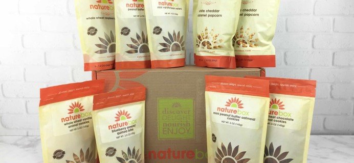 NatureBox Club Review & Coupon