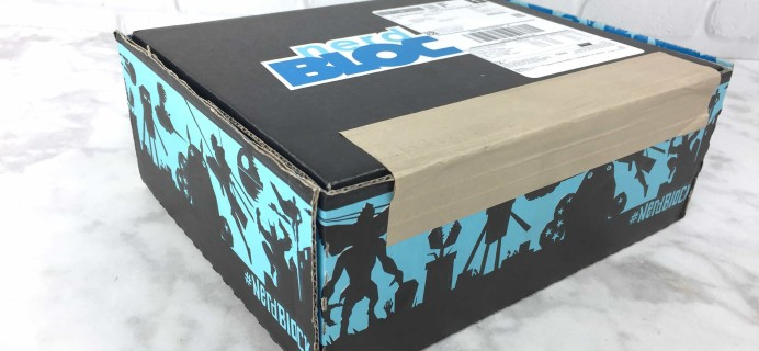 Nerd Block February 2017 Subscription Box Review + Coupon